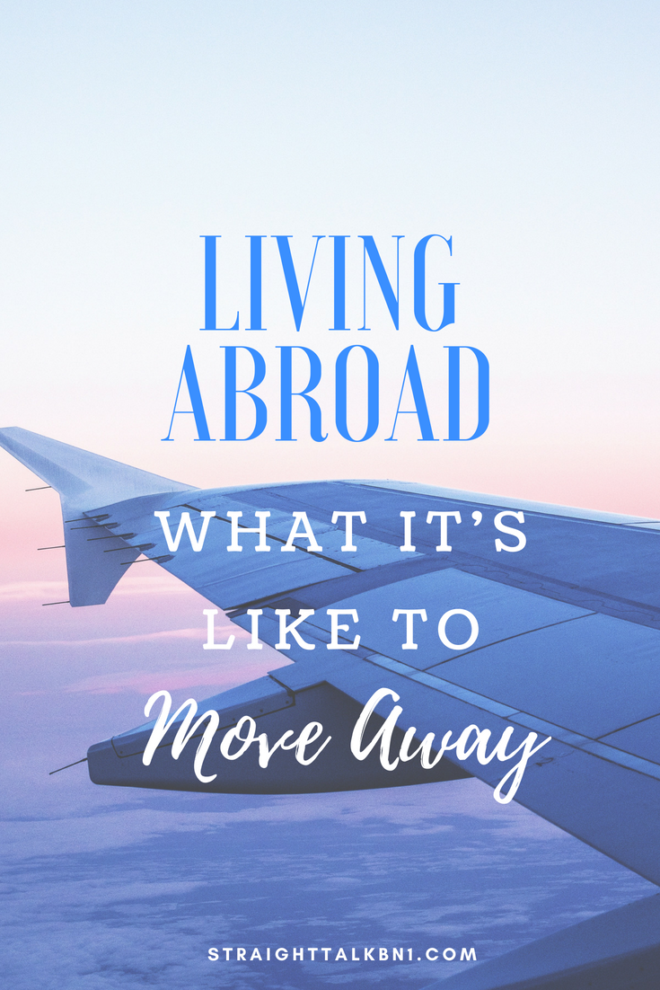 Moving to a different country soon? Here, I'm talking about everything you can expect to experience: strange languages, anxiety, and homesickness!