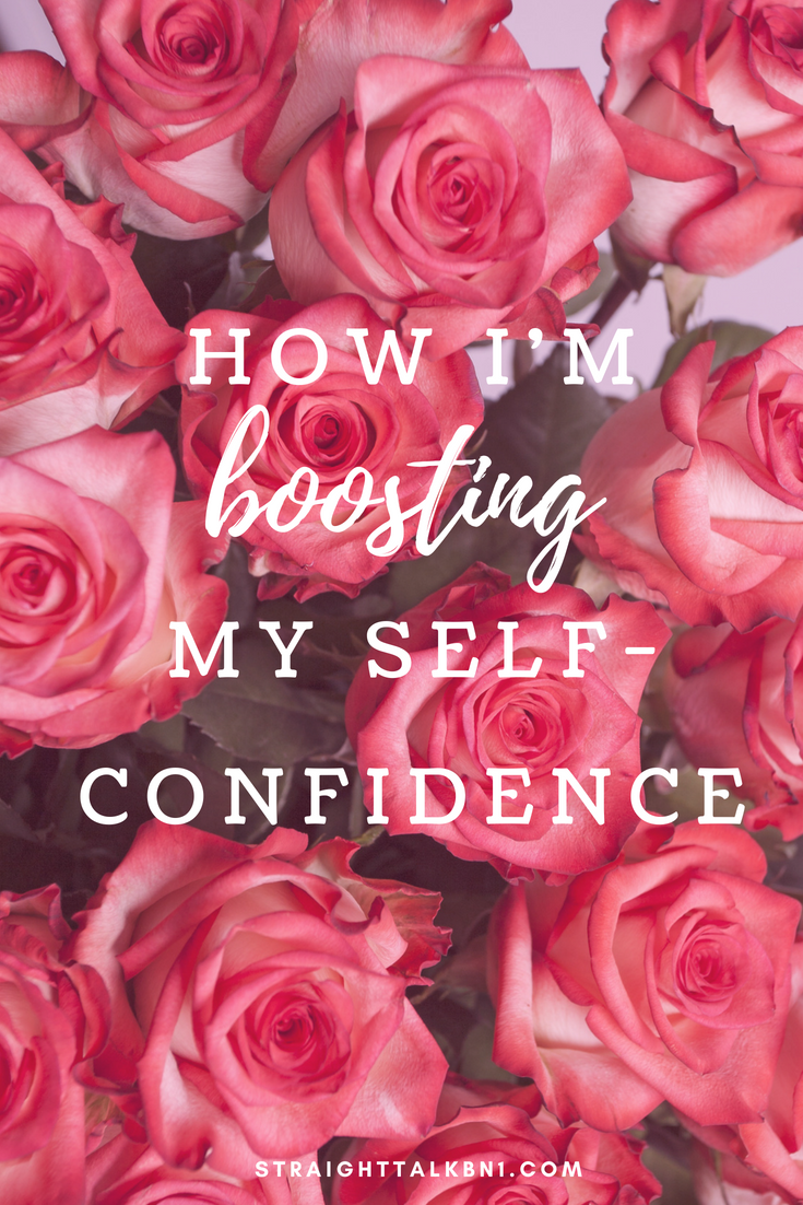 Feel like your confidence is lacking lately? Find out what I'm doing to boost my self confidence and the impact it's having on my anxiety and general mental health.