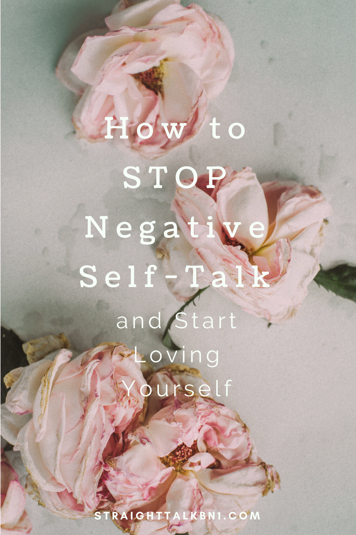 The way we talk to ourselves has a huge impact on our mental health. If you want to change your life for the better it's time to stop negative self-talk and start loving yourself. #mentalhealthmatters