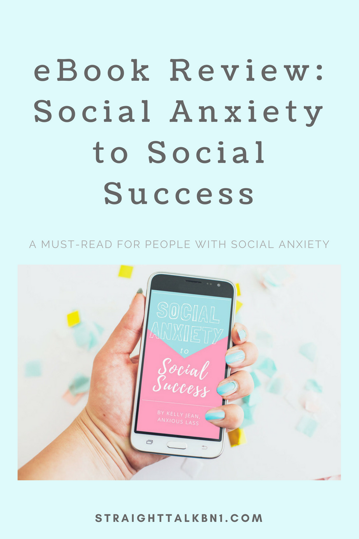 Sick of social anxiety? In Social Anxiety to Social Success, you will learn practical steps to reduce and eliminate your social anxiety for good. Written by Anxious Lass, this is must-read for those who suffer with anxiety.