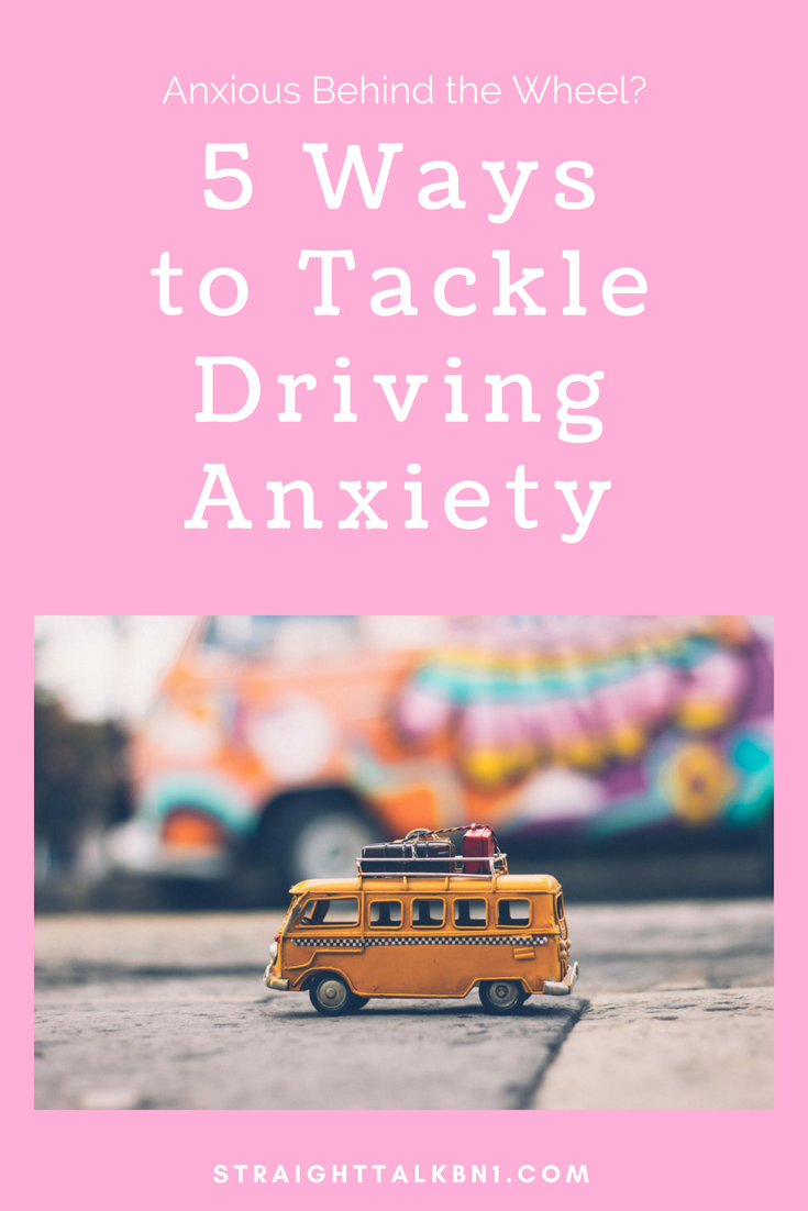 Anxious behind the wheel? Learn how to be confident and crush your driving anxiety with these 5 tips! So whether you are a new driver or have moved to a different country where they drive on the *wrong* side of the road, you'll be a confident driver in no time.