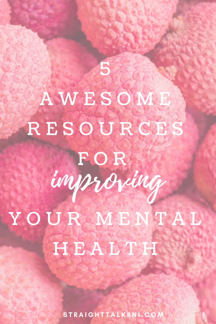 Got social anxiety, GDA or depression? Here are 5 inexpensive and extremely useful resources to help you cope with your mental health.
