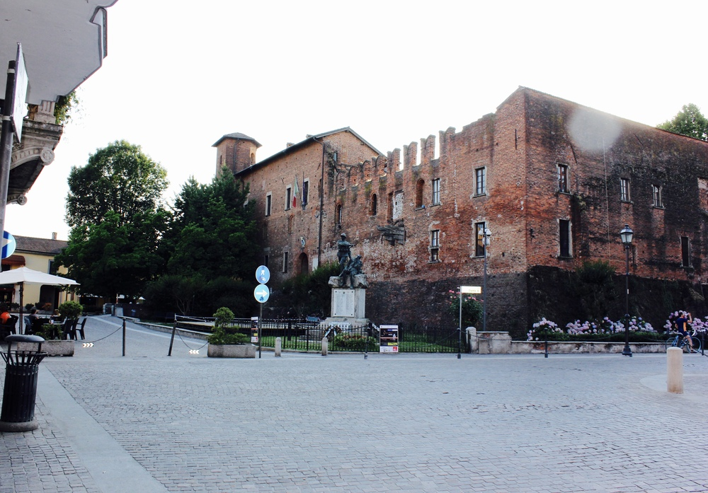 Castle of Binasco