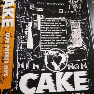 Cake Tape Twenty Five