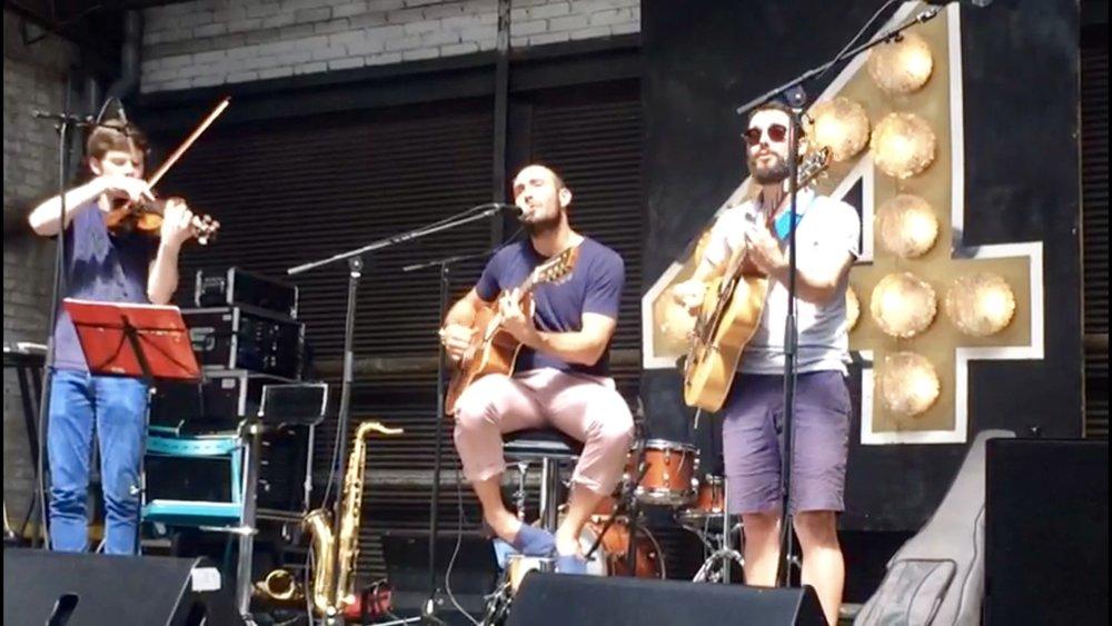 Festival le QU4tre, 07/18