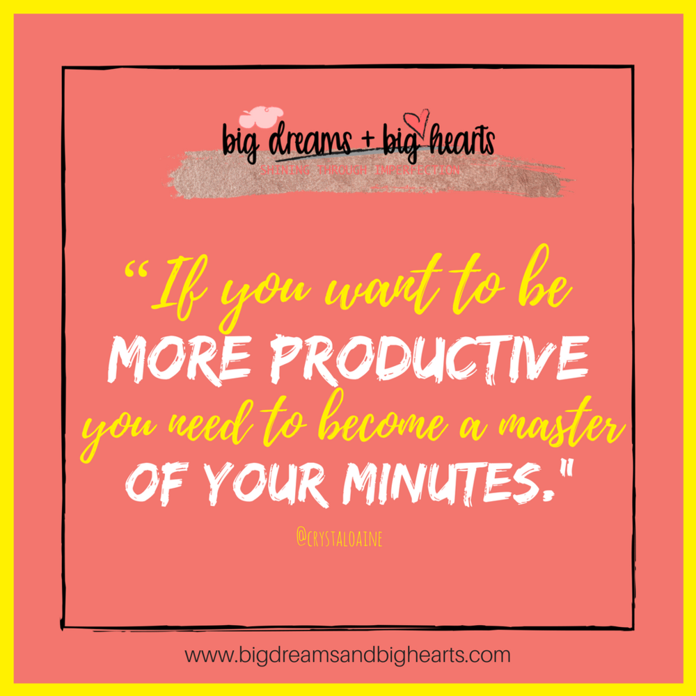 Increase productivity, master your time, do more in less time
