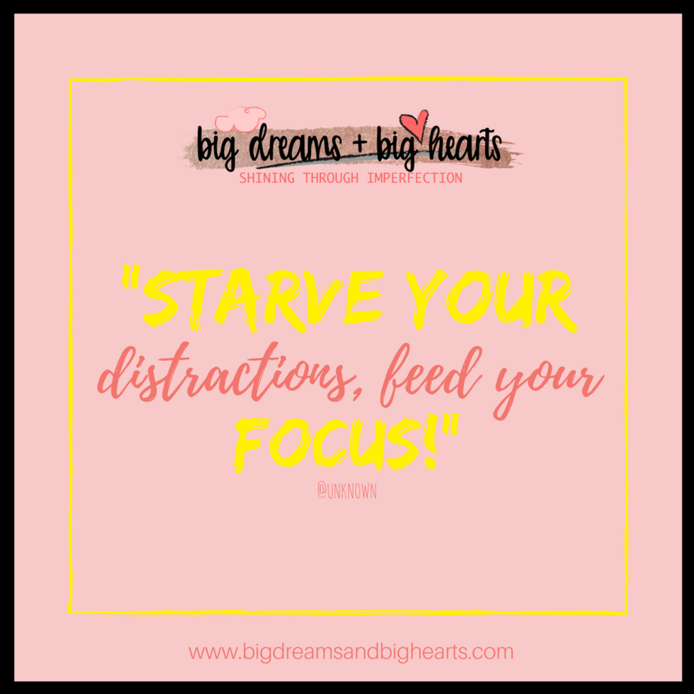Starve procrastination, how to get things done, time management tips