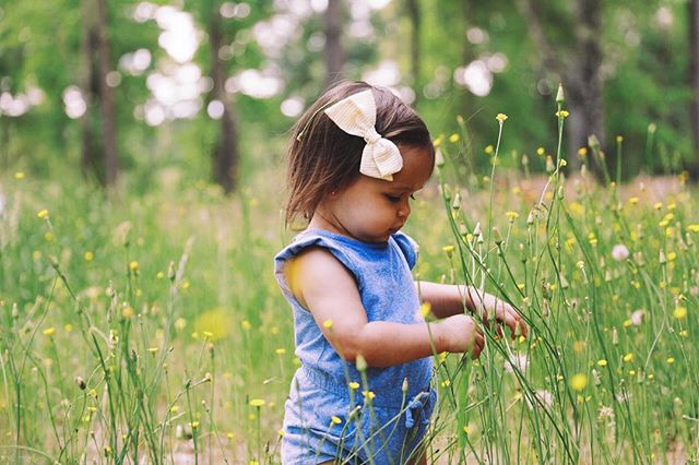 My little wildflower 🌼