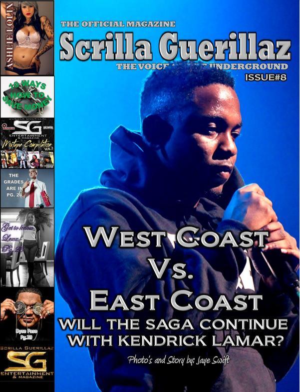 SG Magazine #8