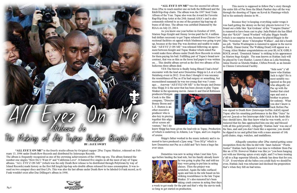 Scrilla Guerillaz Magazine Issue 15 Available now