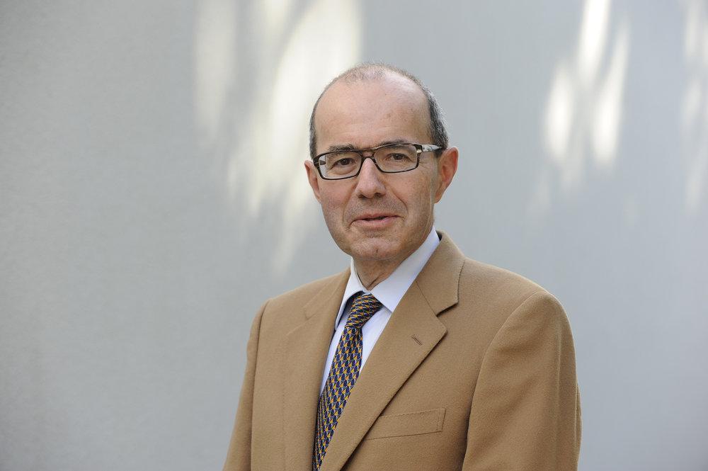Thomas B. Cueni<br/>Generalsekretär / Geschäftsführer