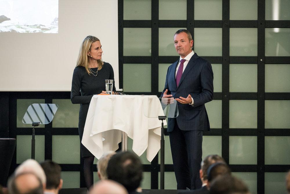 Europadialog: Veranstaltung in Zürich vom 21. November 2016