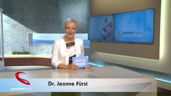 TV program gesundheitheute on rheumatoid arthritis.