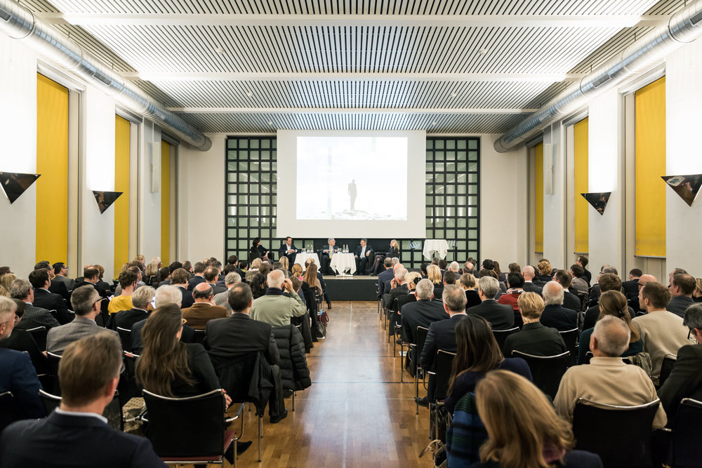 Europe Dialogue event in Zurich on 21 November 2016