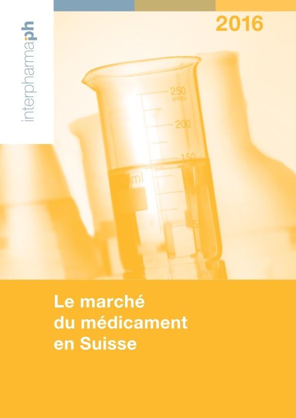 Faits et statistiques sur le marché du médicament en Suisse