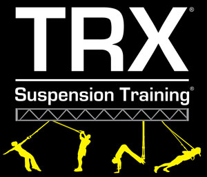 TRX - Suspension Training bodyweight exercise - New training Methodology-  Integrative, multi-planar, neoromuscular training- by leveraging your own body weight and manipulating your stability, you can scale intensity across a continuum of low to high loads and stable to unstable positions. Rehab of musculoskeletal injureis and disabilities, prevents injuries, promotes health and fitness and enhances performance.  www.trxtraining.com