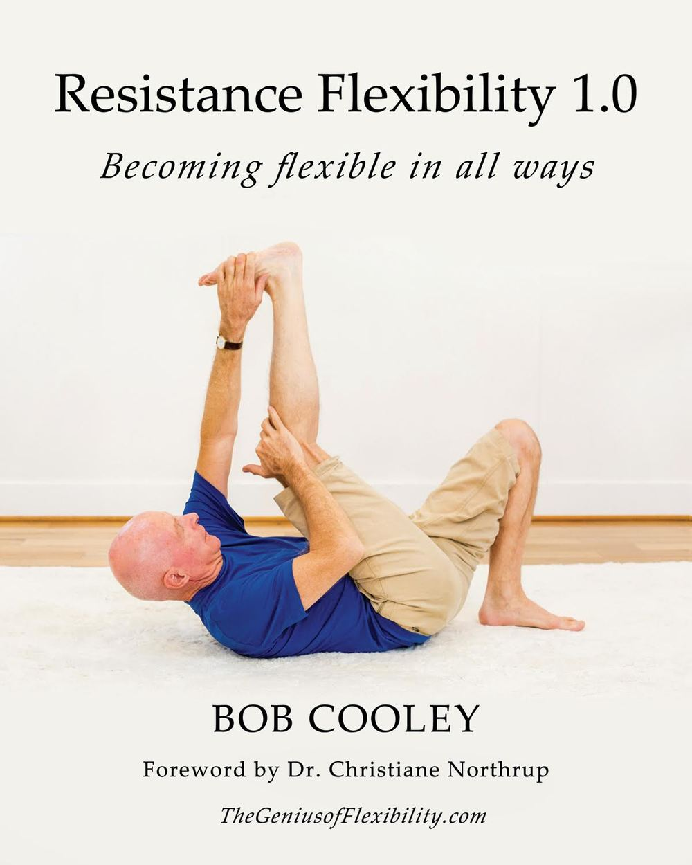 Bob Cooley is internationally known as an expert on biomechanical flexibility and strength, and its relation to physiological and psychological health, authoring: The Genius of Flexibility — The smart way to stretch and strengthen your body (Simon and Schuster 2005). He is also known for his GPT theories and research, authoring: The 16 Geniuses — Sixteen Genetic Personality Types (release 2012). www.thegeniusofflexibility.com