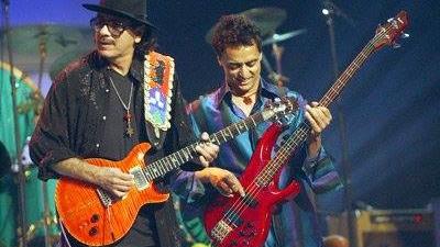 Benny and Santana