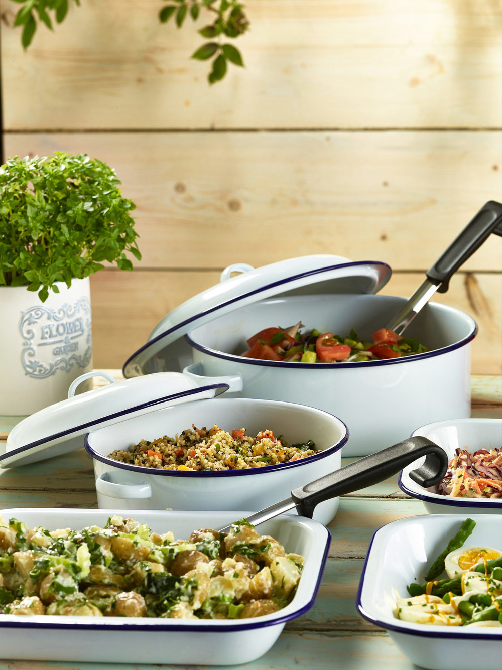 Ovenware, cookware, bakeware, knives, utensils and kitchen accessories   Catering Equipment    G   Get a Quote