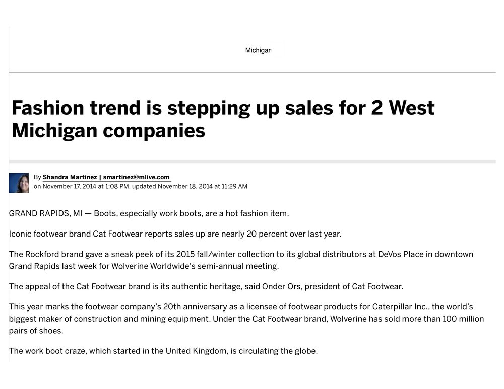 Fashion trend is stepping up sales for 2 West Michigan companies _ MLive-1.jpg
