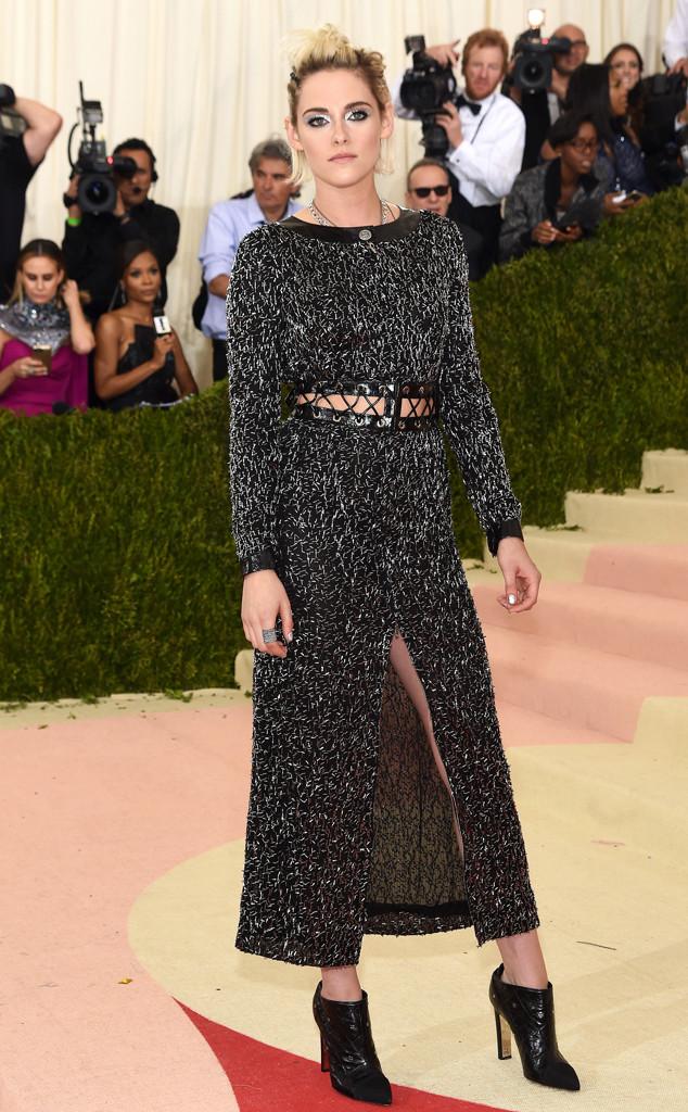 Kristen Stewart Met Gala Look