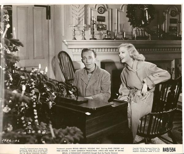 Bing Crosby White Christmas DVD