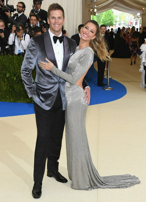 Gisele Bundchen in Stella McCartney  - Image from NewYorkTimes.com