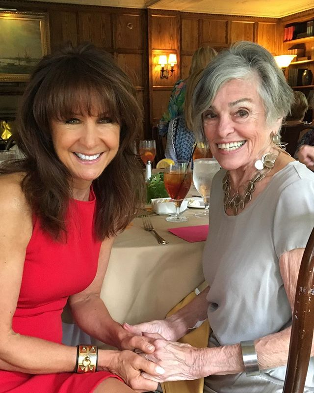 Happy 90th Birthday my darling Jean! Growing up you were always one of my idols. Your passion for design and the arts inspired me, your dedication to eating healthy and staying in shape was exemplary in every way, your kindness and compassion is evident in everything you do. I am so blessed to have you in my life! Here's to the next 90❤️🙏🏻🥂!!#inspiringwomen #chicwomen #90thbirthday #healthyliving #rolemodels #herestolife #exercisedaily #liveyourbestlife #fashionblogger #artlover #happybirthday