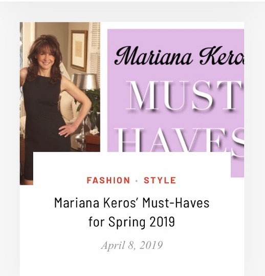 Check out my new Must Have list! To do, to see, to wear... Seenthemagazine.com click style, click fashion #fashionblogger #springtrends #fashiontrends #musthaves #whatshot @seenmagazine