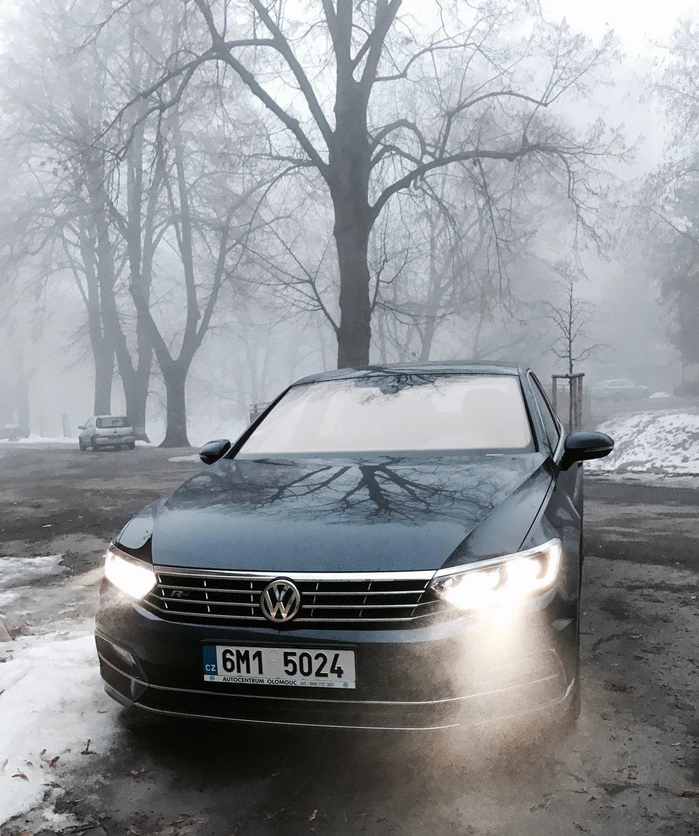 Náš VW Passat