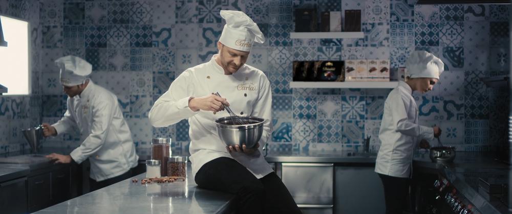 CARLA CHOCOLATE - Televizní reklama