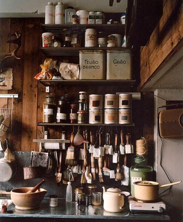 Pedro's Studio.