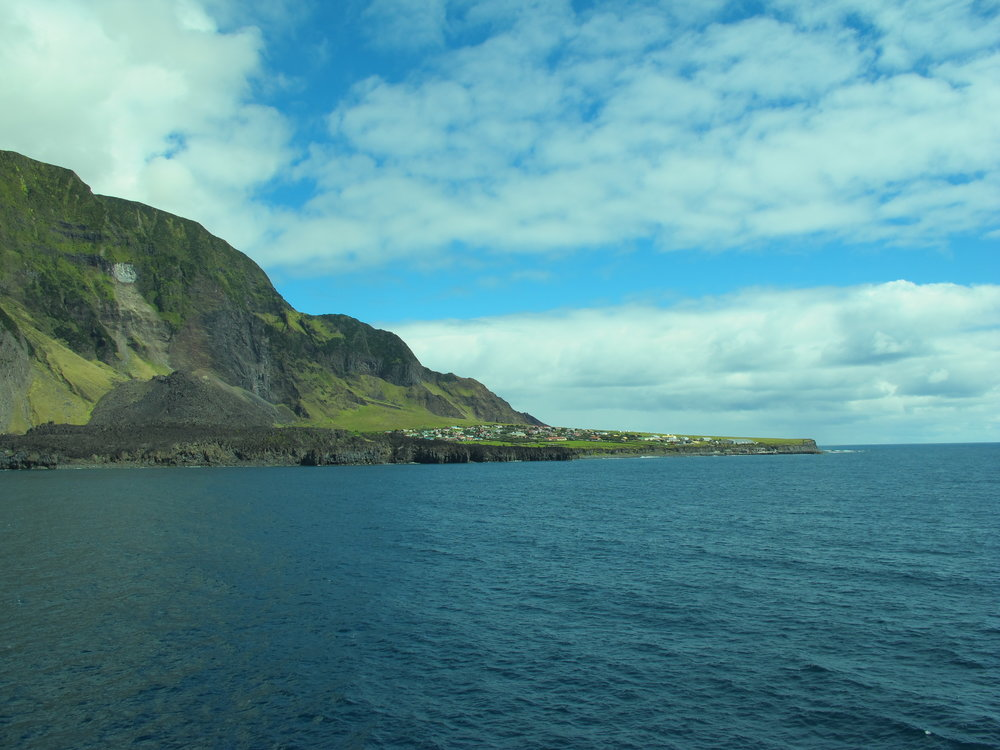 Photo credit: Edinburgh of the Seven Seas, Tristan da Cunha by Hugh Broughton Architects
