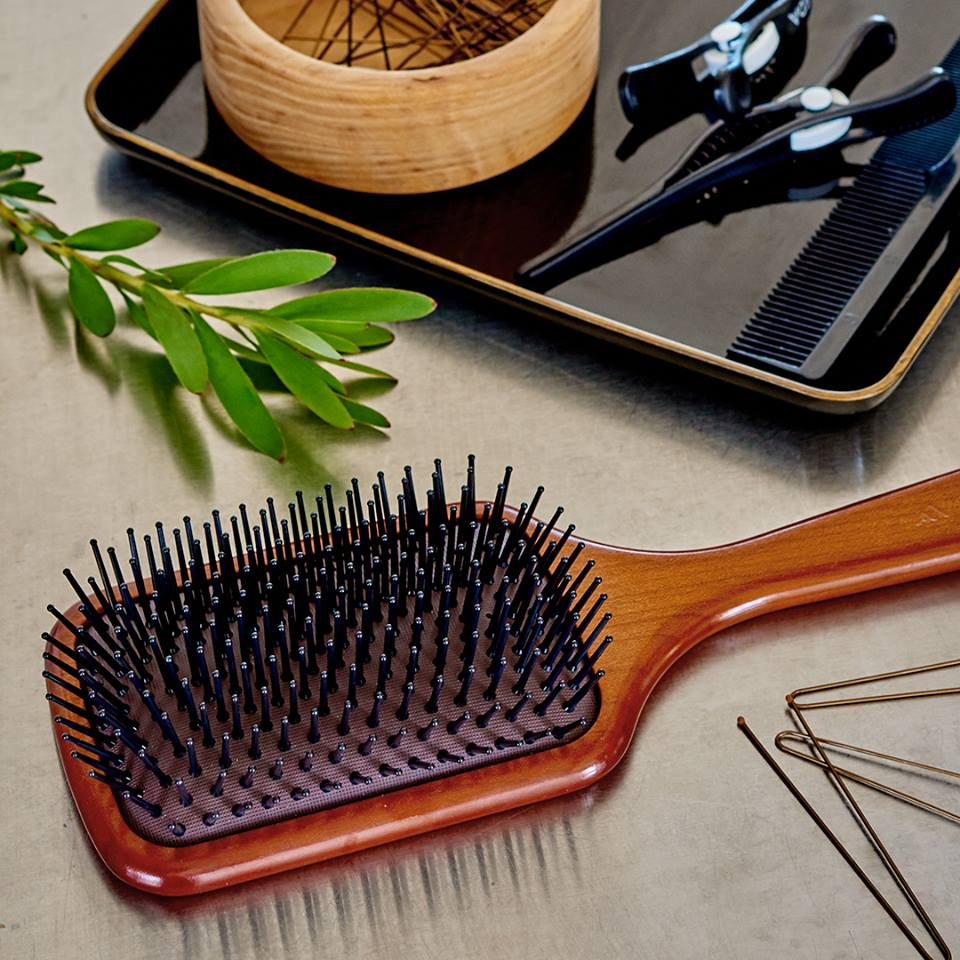 Aveda Wooden Paddle Brush -