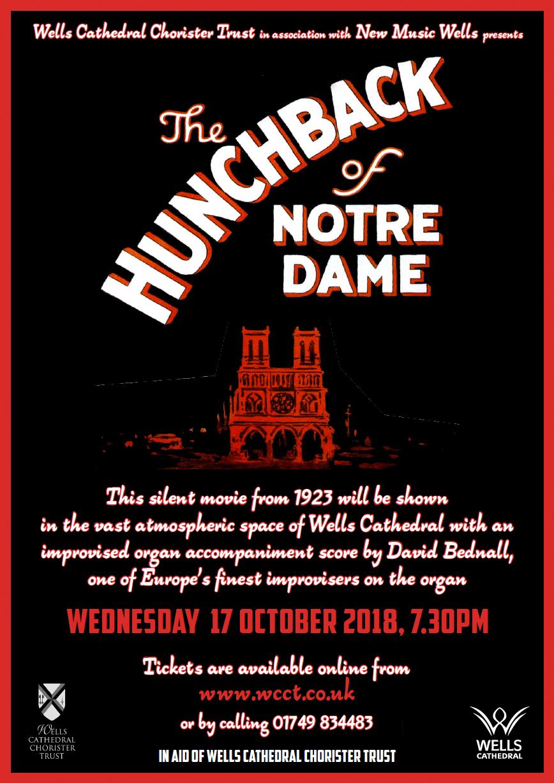 'Hunchback of Notre Dame – Silent Movie' Promotional Poster 2.jpg