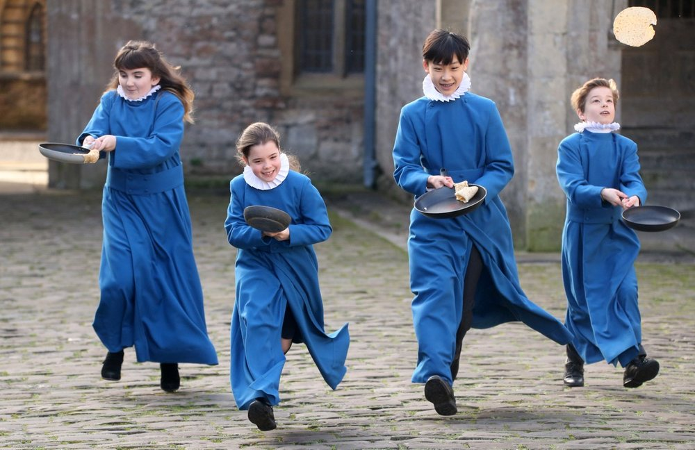 Wells Cathedral Choristers Pancakes Shrove Tuesday  - 2.jpg