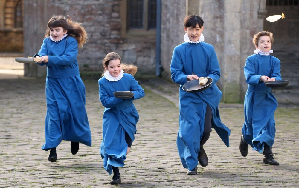 Wells Cathedral Choristers Pancakes Shrove Tuesday  - 3.jpg