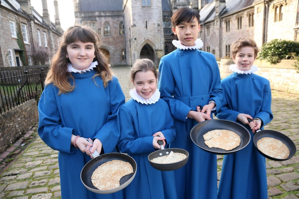 Wells Cathedral Choristers Pancakes Shrove Tuesday  - 7.jpg