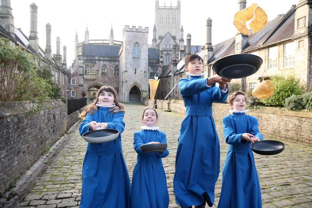 Wells Cathedral Choristers Pancakes Shrove Tuesday  - 8.jpg