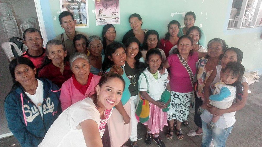 Mujeres Indigenas NASA Toribio-Cauca. Colombia.jpg