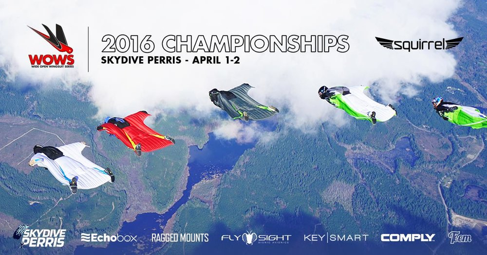 Wide Open Wingsuit Series