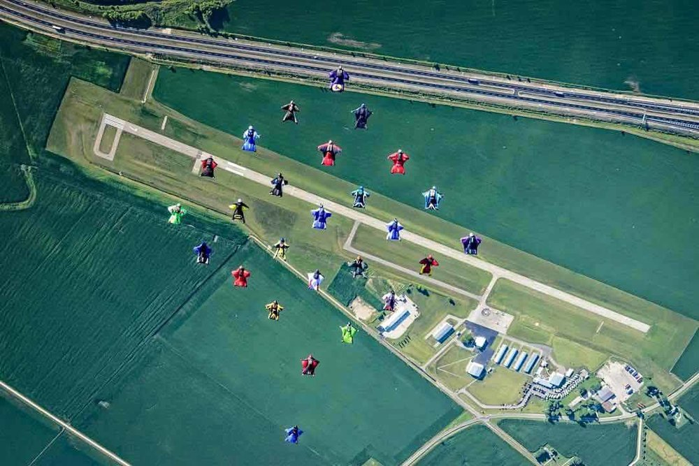 USPA Illinois State Skydiving Record