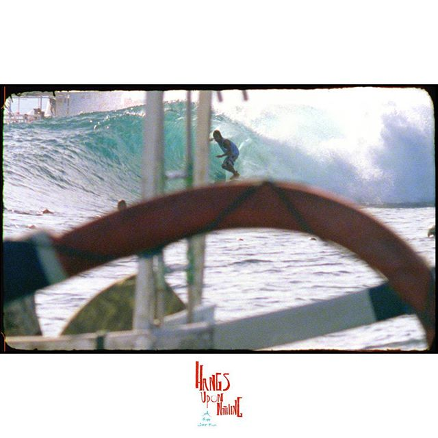 @darmayasaronk at the wave pool - S16mm film frame.  #ronkronk #thanksbleronk #padmaboys #bali #16mm #surf #film #hangsuponnothing
