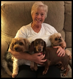 Sherry Reese, Pet Sitter