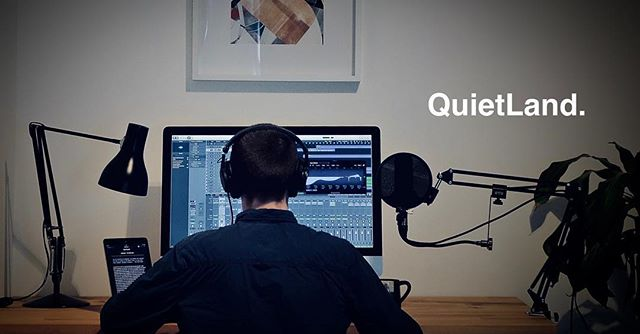 I am excited to announce that I have started production on an upcoming podcast series called QuietLand - an immersive, 3D stereo production that explores our relationship with silence and the natural soundscape. 🎧🍃 #sound #soundrecordist #silence #quiet #nature #podcast #writer #blogger #blog #wilderness #conservation #peace #mindfulness #Scotland #forest #ocean #listen #instagood #instaquiet #love #travel #adventure #musician #producer