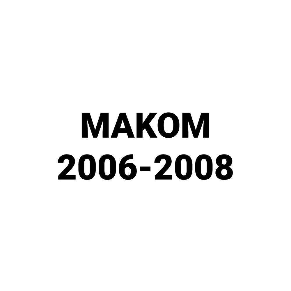 MAKOM 2006-2008