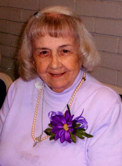 Blanche Griffin