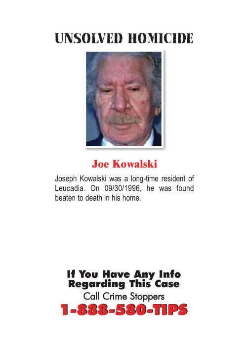 joe kowalski