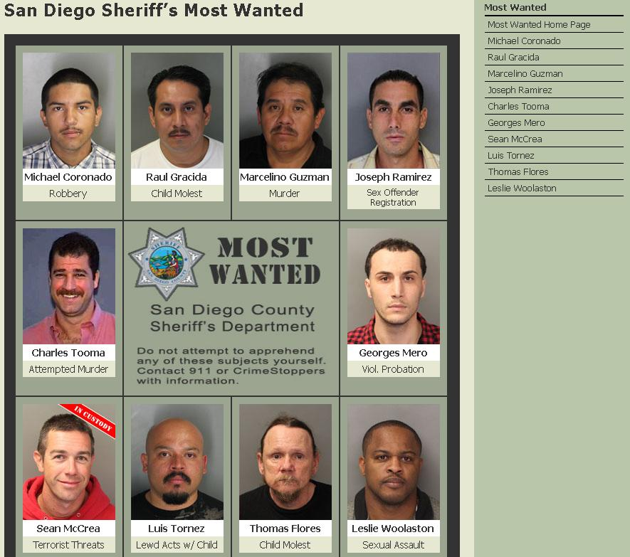 sdso fugitives