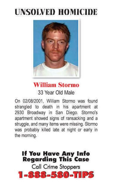 william stormo